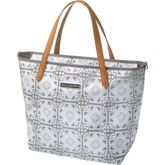 Сумка для мамы Petunia Downtown Tote Sleepy Seychelles